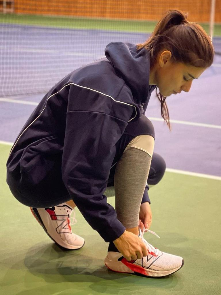 Sorana Cirstea. Picture: Supplied