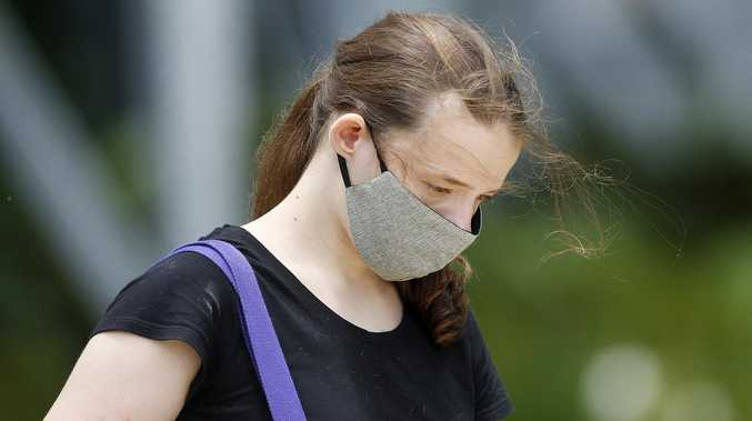 New case details boos hopes for mask-free Friday