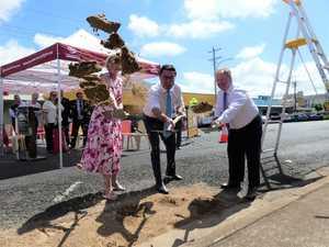 Ground broken for $13.9M Kingaroy Transformation Project