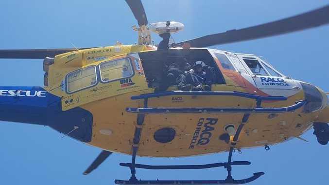 UPDATE: Woman seriously injured in crash near Tin Can Bay
