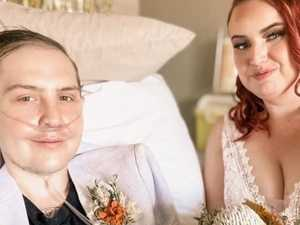 VALE BRANDON: Tributes flow for brave newlywed