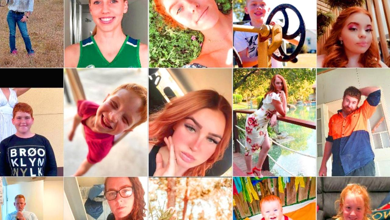 CQ's Hottest Red Head competition January 2021
