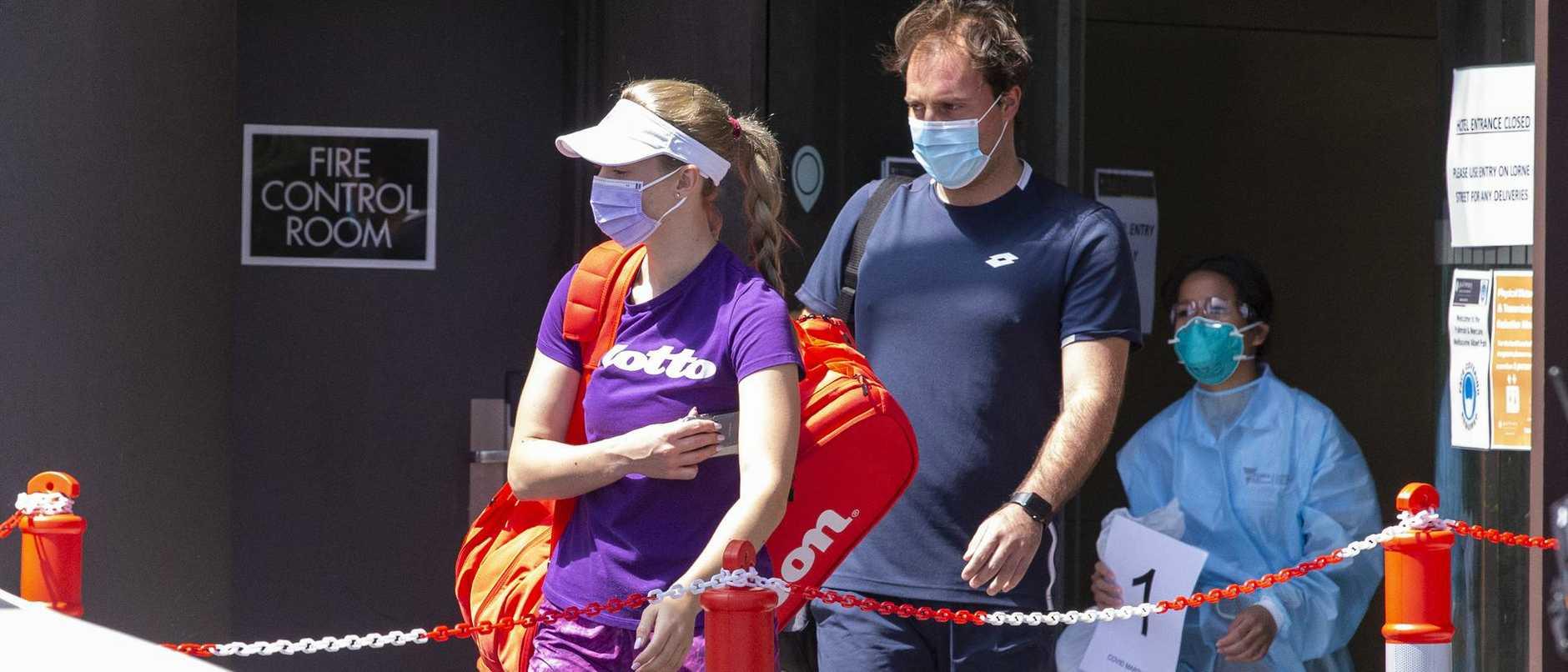 Tennis Players Officials