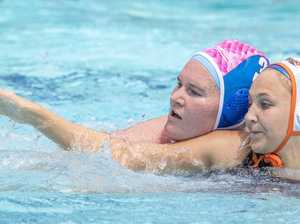 Water polo state titles: High praise for Rocky bolter