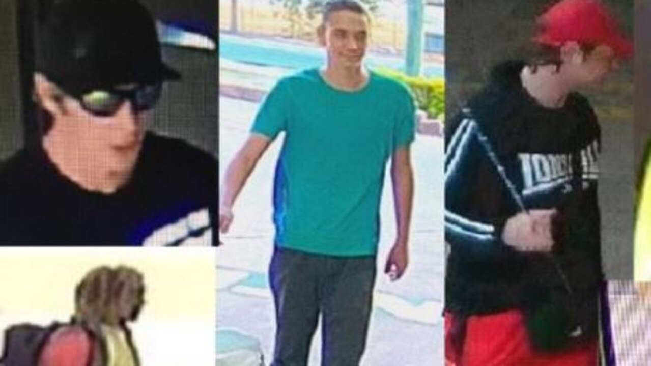 WANTED: Police want to speak to the following people about crimes committed in the Gympie region