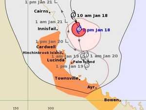 WEATHER: Cyclone Kimi watch declared to Bowen