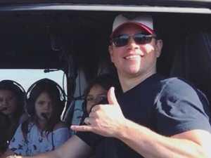 Matt Damon skips NSW hotel quarantine