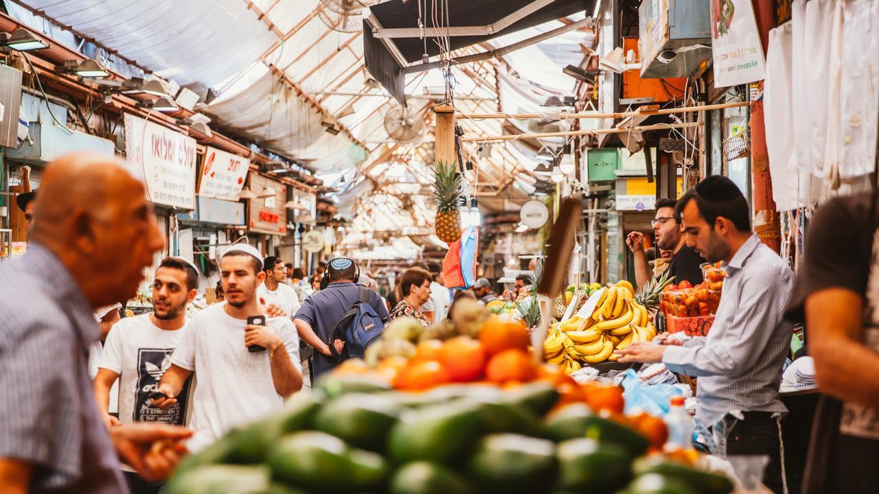 Mahane Yehuda Market in Jerusalem, Israel. Picture: Istock