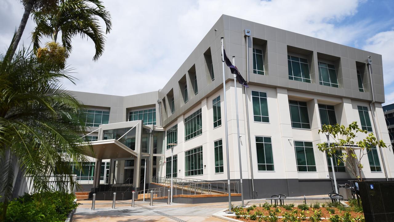 Rockhampton Courthouse. Picture: Allan Reinikka