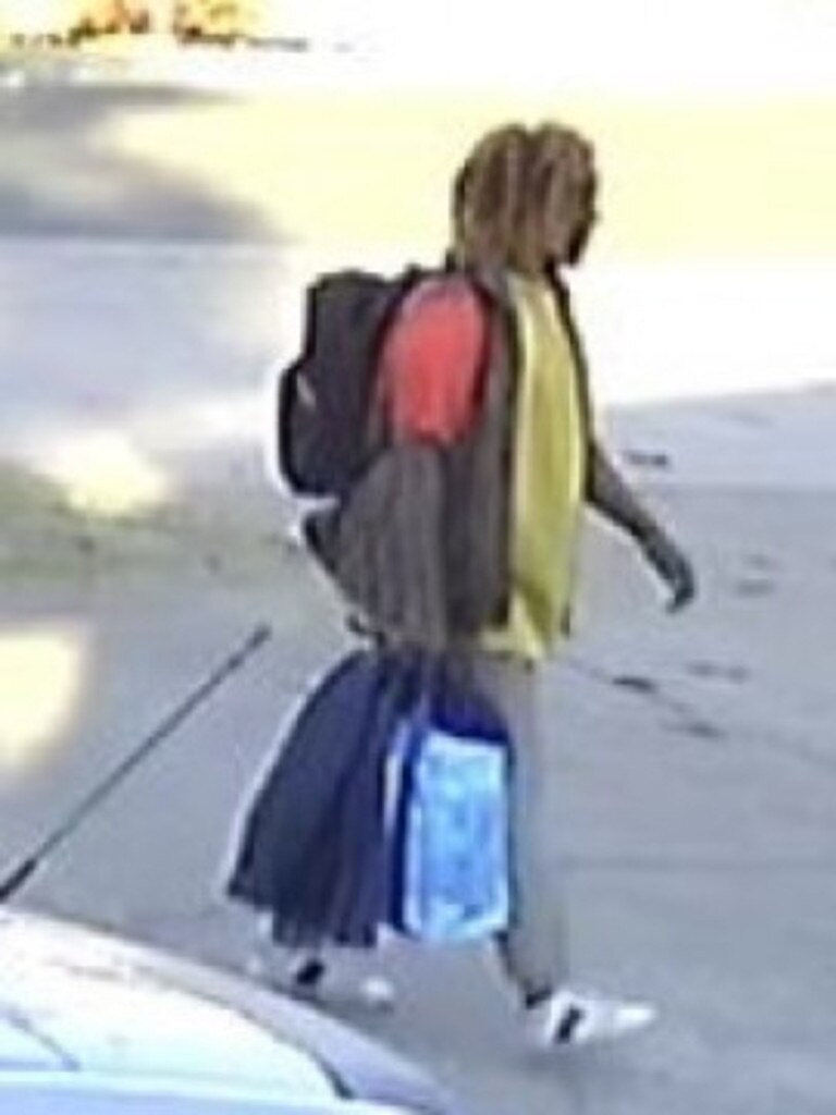 Power St Gympie. Police believe the persons pictured in this image may be able to assist officers with the investigation into a recent Unlawful use of motor vehicle which occurred on Friday September 13 2019 at approximately 4:50PM.