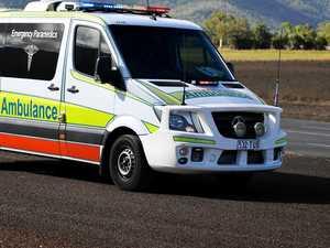 Woman injured in highway crash near Gympie