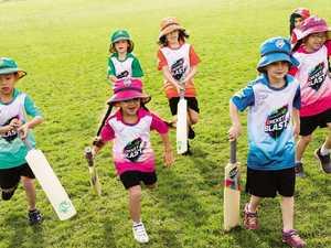 GET INVOLVED: Brisbane Heat to host Gladstone cricket party