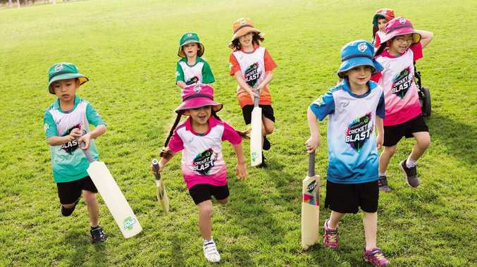 GET INVOLVED: Brisbane Heat to host Gladstone cricket party