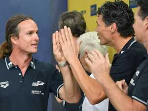 Aussie swim team coach says Mackay close to 'world-class'