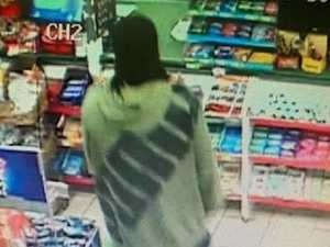 WATCH: Police release video of alleged supermarket robber