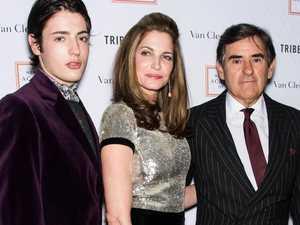 Supermodel's son dead at 24