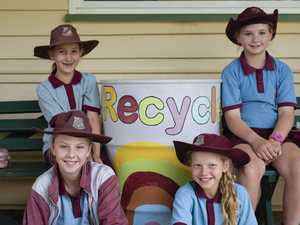 Burnett school the face of Queensland wide TV ad campaign