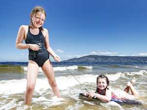 Heatwave for Australia Day long weekend
