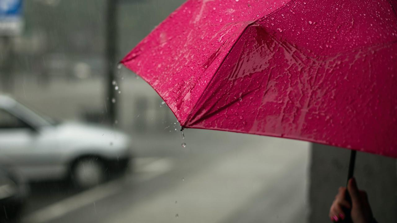 There's a high chance of showers on the Coffs Coast this afternoon and evening.