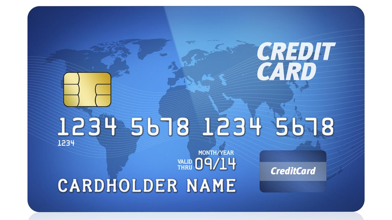The 22-year-old found the credit card on the footpath outside a Toowoomba restaurant.