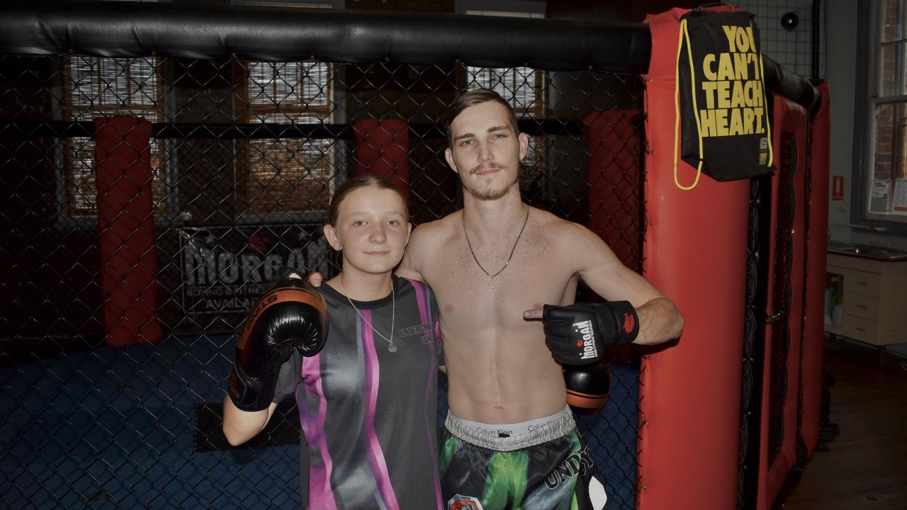 Brooke and Josh Jenkyn prepare for their biggest fights yet.