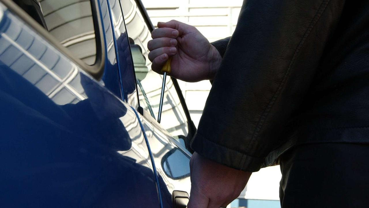 DAYTIME THEFT: A thief in Warwick is on the loose after one resident reported his car stolen.