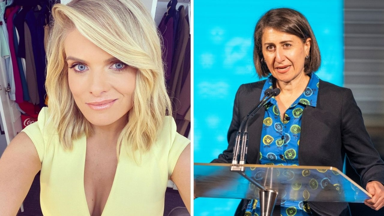 Erin Molan quits booze after drunk dialling NSW politician at 1am