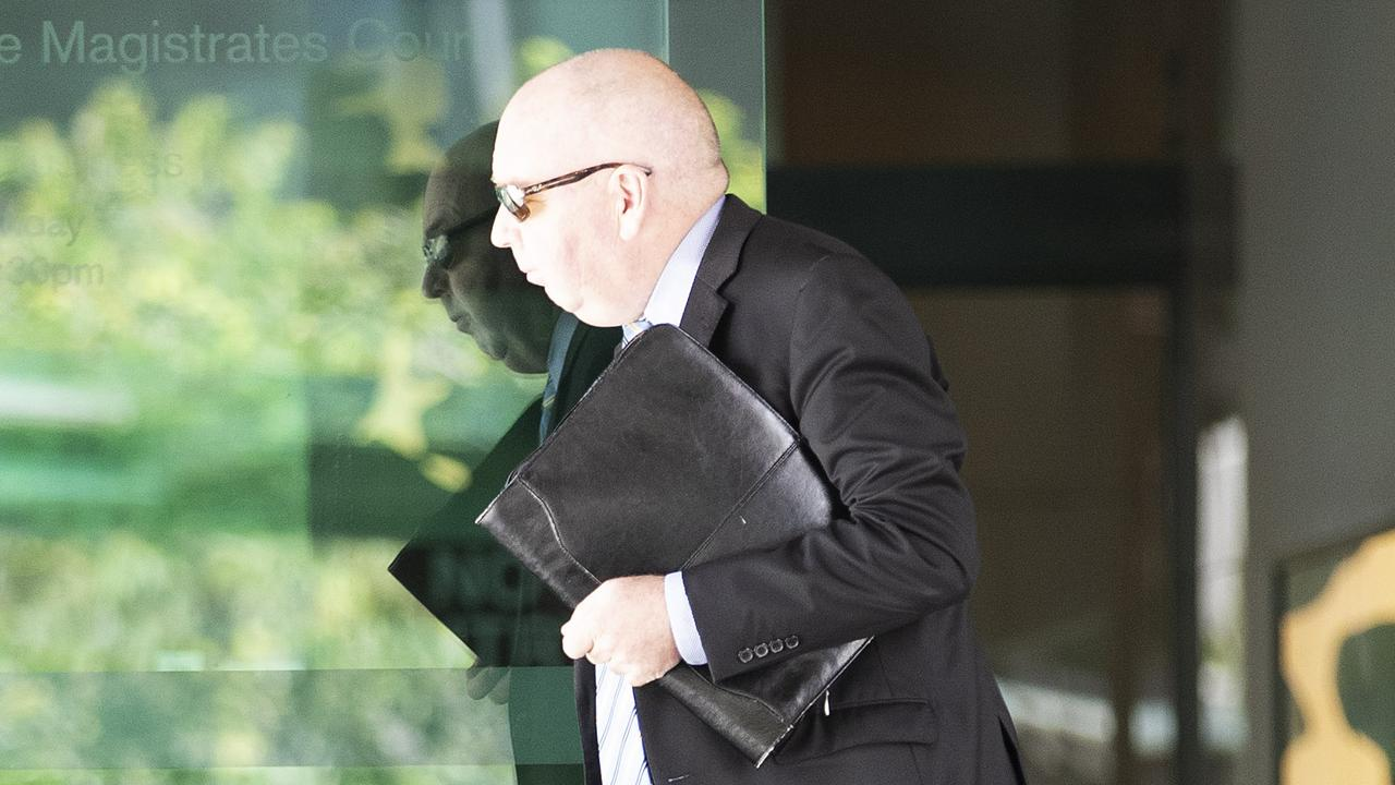 Attorney Neil Lawler pictured in court last March.  Image: AAP / Attila Csaszar