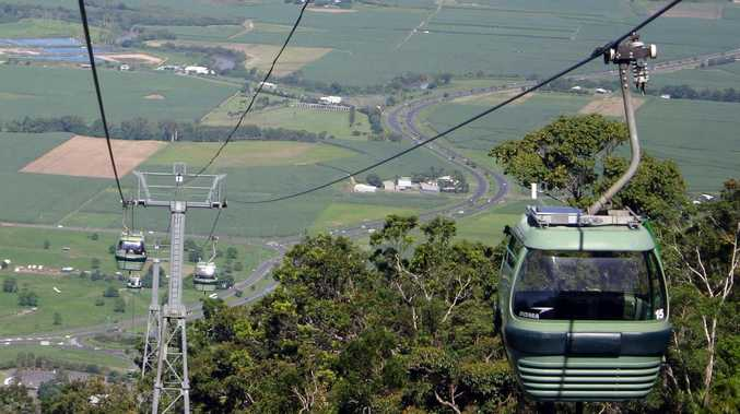 What Gold Coast cableway would cost