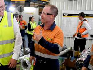 Millions available to 'modernise' key CQ industries