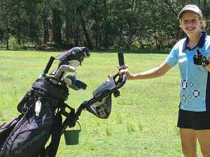 PUTTS 'N' PARS: Grafton junior cleans up at Evans Head