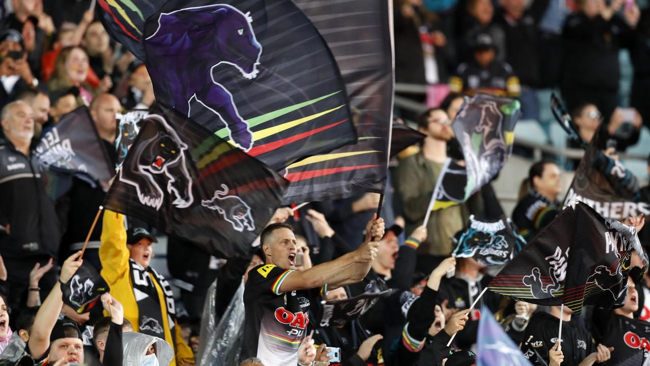The NRL says it continues to listen to fans. Picture: Jonathan Ng