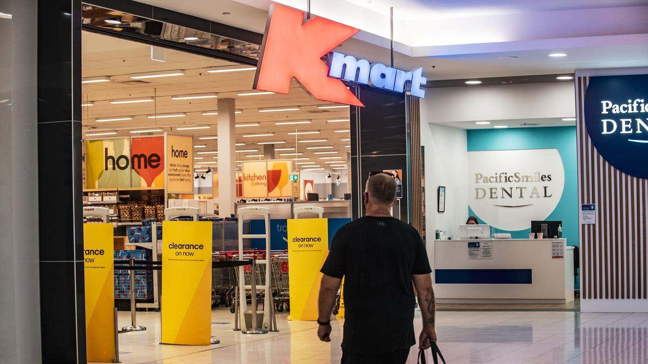 "Kmart's branding name change to Anko also stood for ""A New Kind Of"". Picture: NCA NewsWire/Flavio Brancaleone"