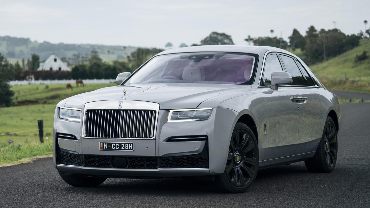 Rolls-Royce is apparently in the advanced stages of developing its first electric car.