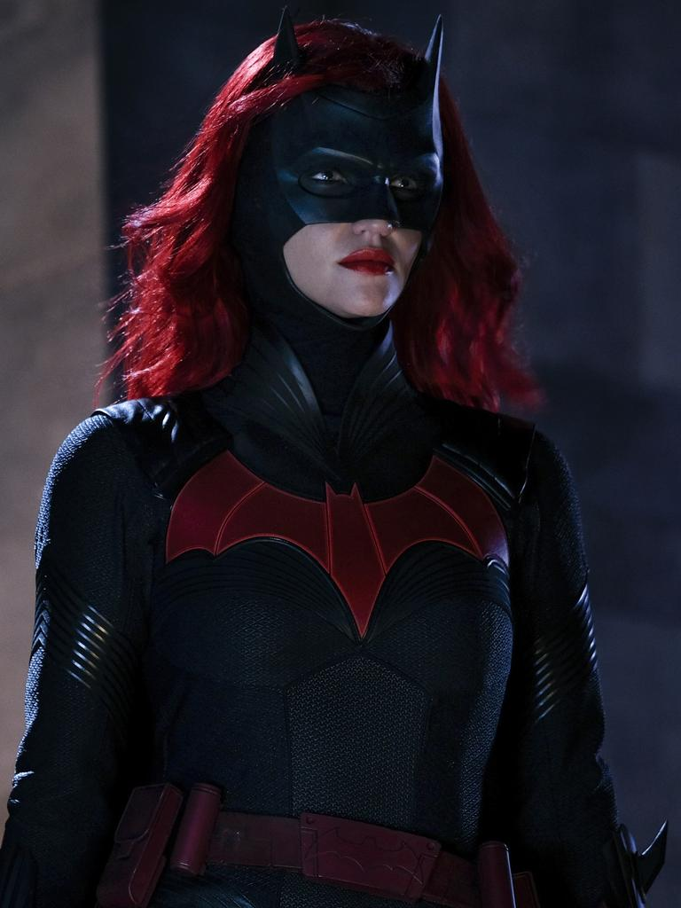 Ruby Rose portrayed the caped hero in the first season. Picture: Robert Falconer/The CW
