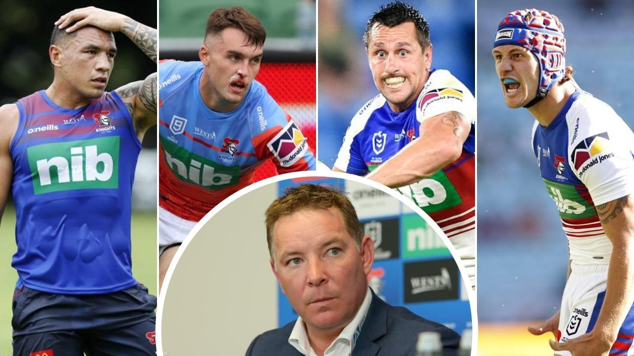 Newcastle coach Adam O'Brien reveals Kalyn Ponga's likely replacement during in-depth interview