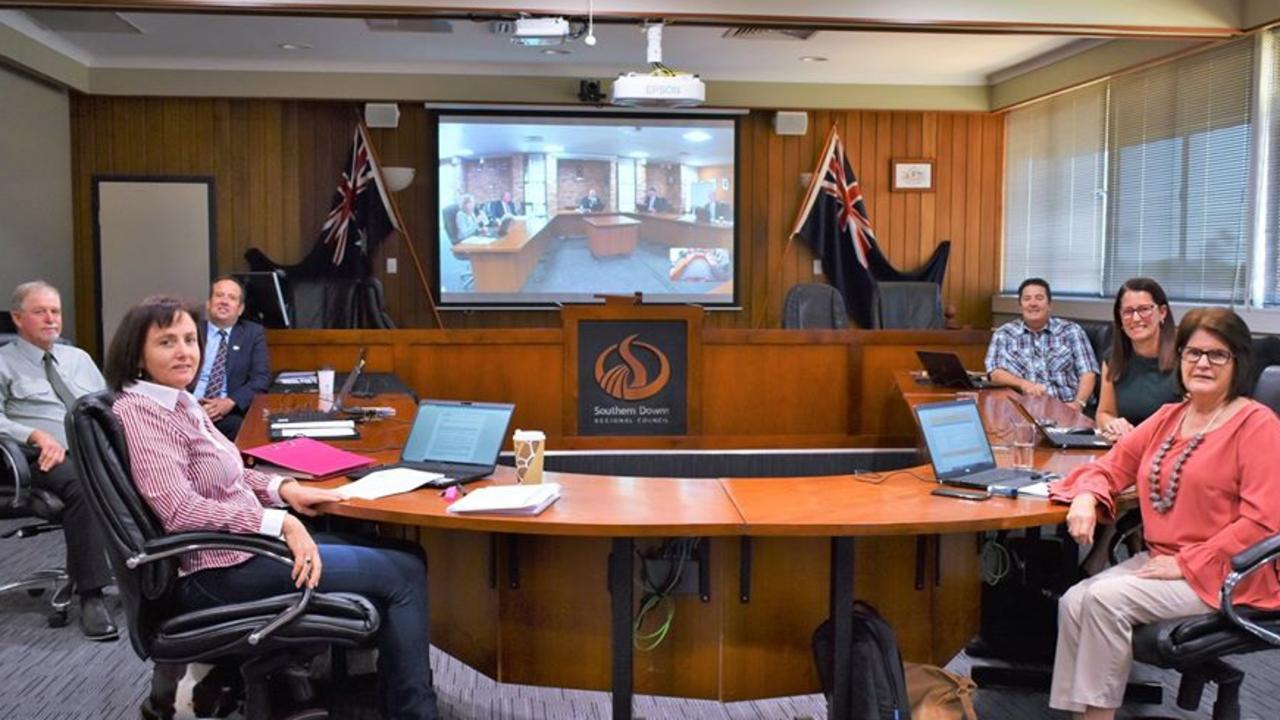 Southern Downs councillors