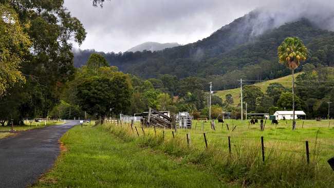 North Boambee Valley