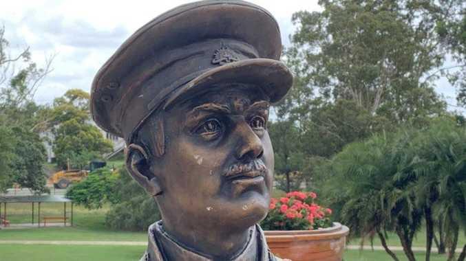 'LOW ACT': Vandals target Fraser Coast war memorial