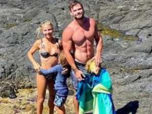 Fans go crazy over Hemsworth photo detail