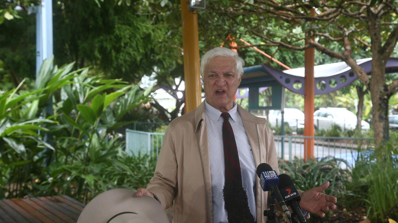 Kennedy MP Bob Katter has proposed Dunk Island be used as a quarantine facility