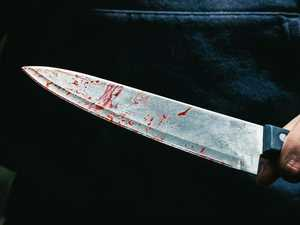 Woman stabs man in overnight attack