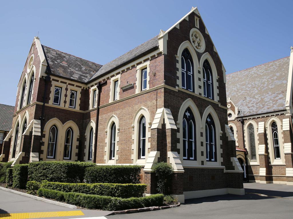 Brisbane Grammar School. (AAP Image/Josh Woning)