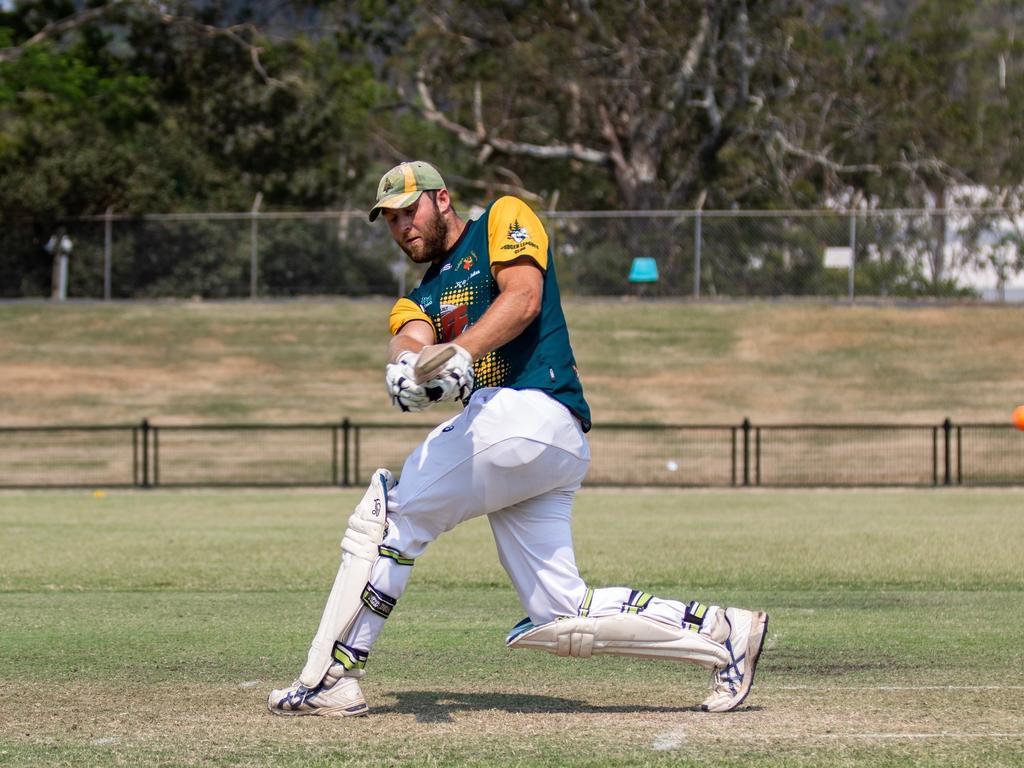 Caleb Ziebell is one of the best batsman in the LJ Hooker League Photo Ursula Bentley@CapturedAus