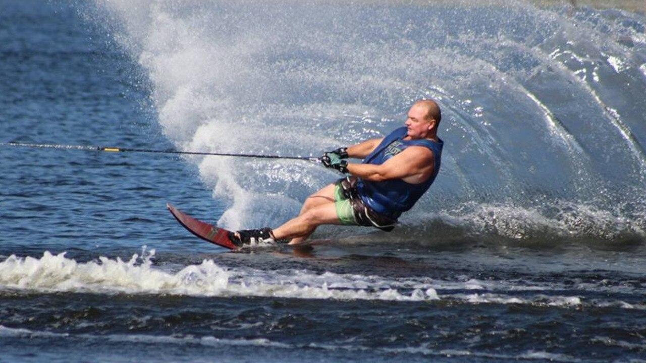 Maraboon Power Boat and Ski Club President Shane Jensen hopes more water fills Fairbairn Dam in 2021. Photo: file.