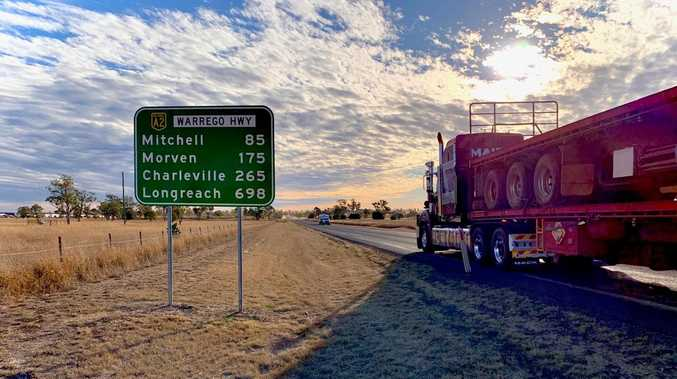 Mammoth road funding secured for Maranoa Electorate