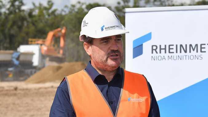 100 jobs: $60m manufacturing plant forging ahead