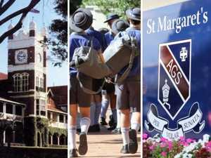 Queensland's most expensive private schools revealed