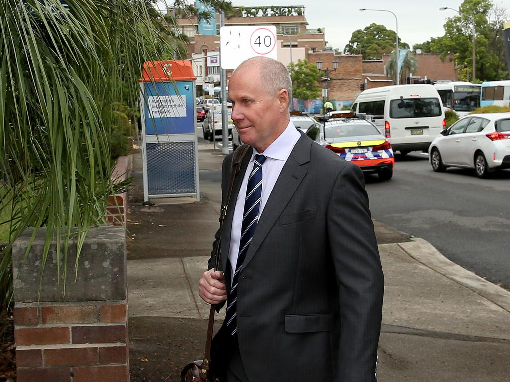 Wick pleaded guilty to high-range drink-driving after being caught behind the wheel more than four times the limit. Picture: NCA NewsWire / Damian Shaw