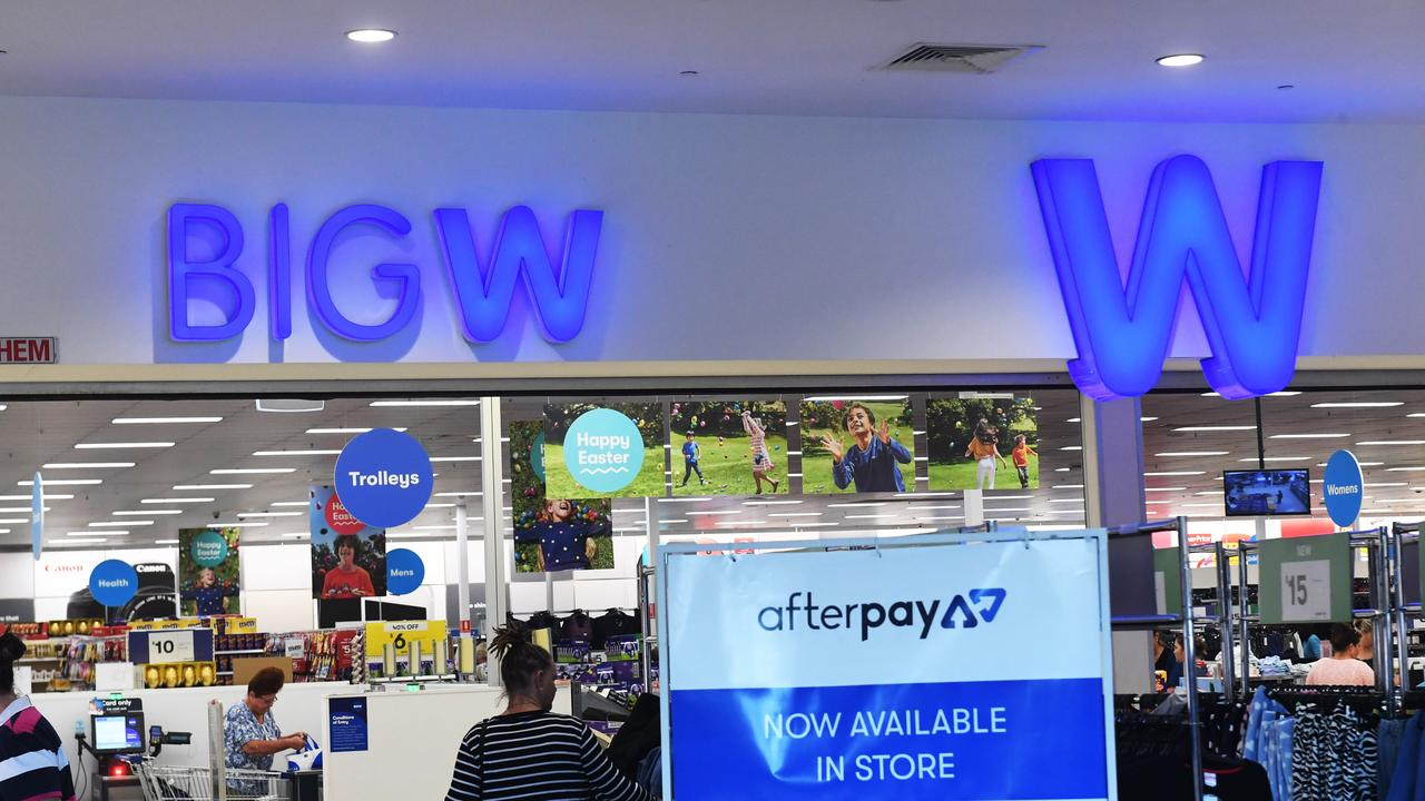 You can submit your resume to work at Big W Gympie online.